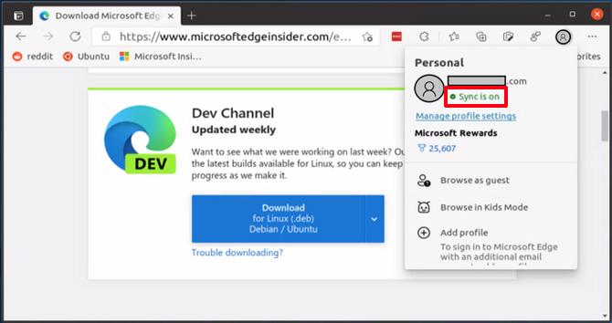 Microsoft Edge recebe suporte para temas e login com conta da Microsoft no Linux