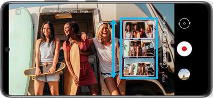Função de câmera exclusiva da linha Galaxy S21 pode chegar a outros modelos