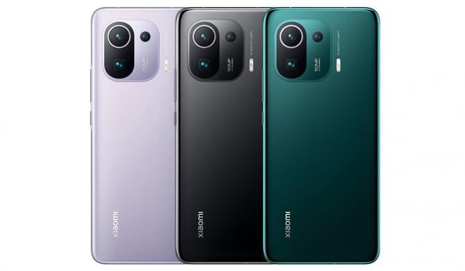 Xiaomi Mi 11 Pro é anunciado com Snapdragon 888 e sensor Samsung GN2 de 50MP
