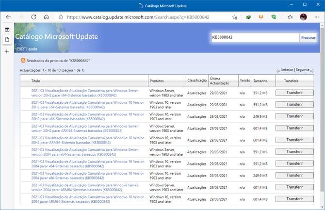 Update do Windows 10 corrige bug com HDR e remove o Microsoft Edge Legacy
