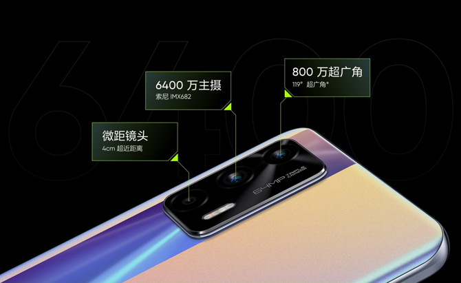 Realme GT Neo é lançado com chip MediaTek Dimensity 1200 e tela de 120Hz