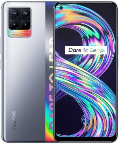 Realme 8 recebe update com diversas melhorias na câmera