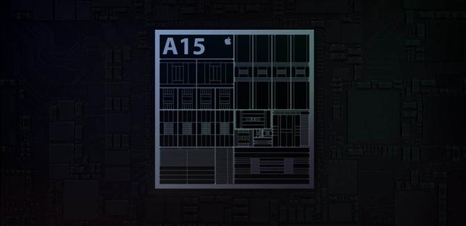 Produção em massa do chip A15 Bionic para o iPhone 13 pode começar no fim de maio