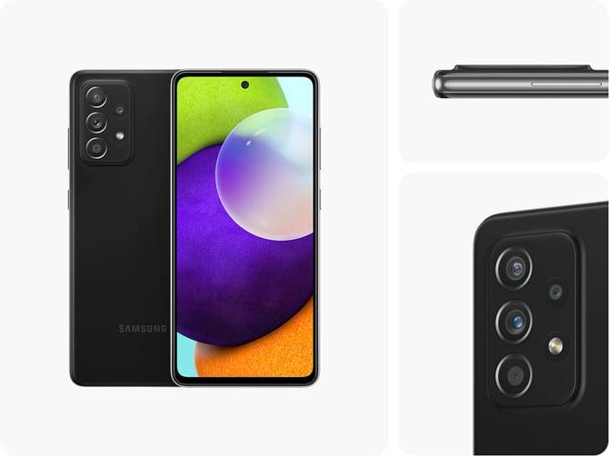 Samsung lança os celulares Galaxy A52, Galaxy A52 5G e Galaxy A72 no Brasil