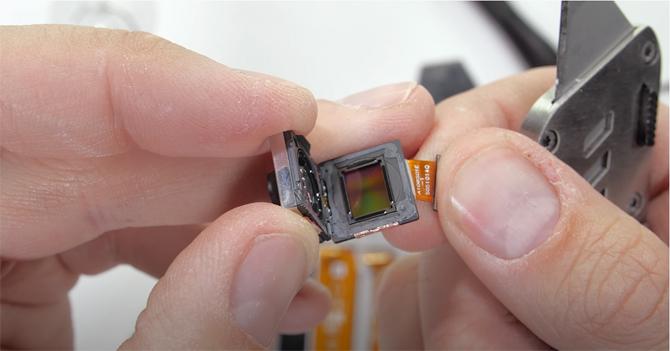 Desmontagem do Realme 8 Pro destaca o tamanho da câmera de 108MP