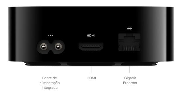 Nova Apple TV 4K traz conectividade HDMI 2.1 e Wi-Fi 6