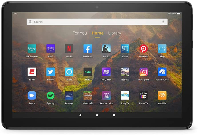 Amazon anuncia novos tablets Fire HD 10 e Fire HD 10 Plus