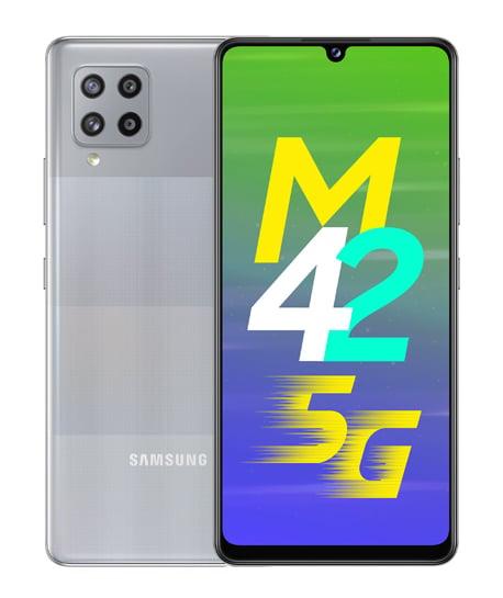 Samsung Galaxy M42 5G é lançado com Snapdragon 750G e bateria de 5.000mAh