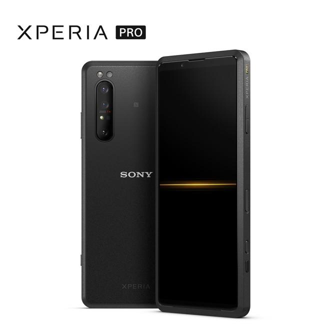 Sony lança seu novo smartphone Xperia PRO na Europa por €2.499