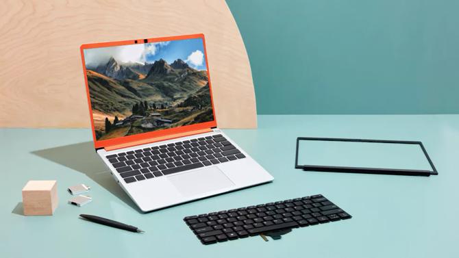 Notebook modular de fácil manutenção da Framework entra em pré-venda