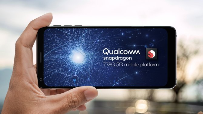 Qualcomm anuncia o Snapdragon 778G, seu novo chip para celulares intermediários