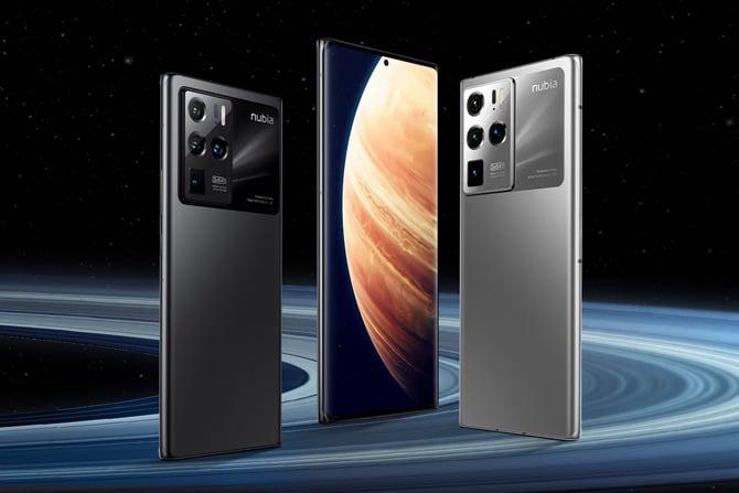Smartphone nubia Z30 Pro é lançado com especificações e câmeras poderosas
