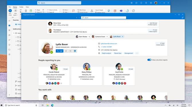 Microsoft divulga imagem do novo aplicativo Outlook para Windows 10