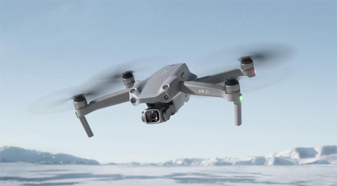 Relatório do Pentágono garante que drones da DJI são seguros para uso nos EUA