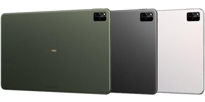 Huawei anuncia tablets MatePad Pro 12.6, MatePad Pro 10.8 e MatePad 11