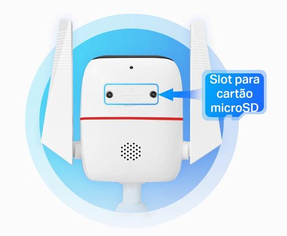 TP-Link lança sua câmera de segurança Tapo C310 no Brasil