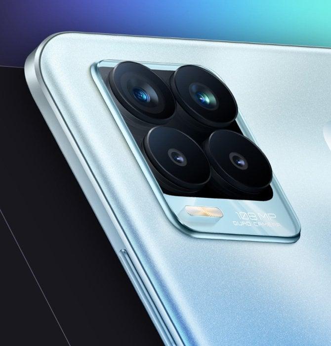 Realme 8 Pro, com câmera de 108MP, será lançado em 23 de junho no Brasil