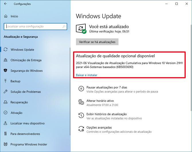Update do Windows 10 corrige bug que afeta desempenho em jogos