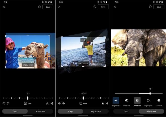 OneDrive ganha novos recursos para edição de fotos