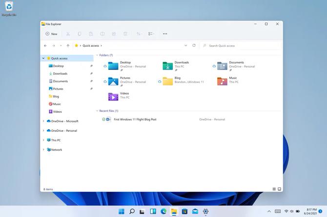 Versão de testes do Windows 11 já está disponível para download