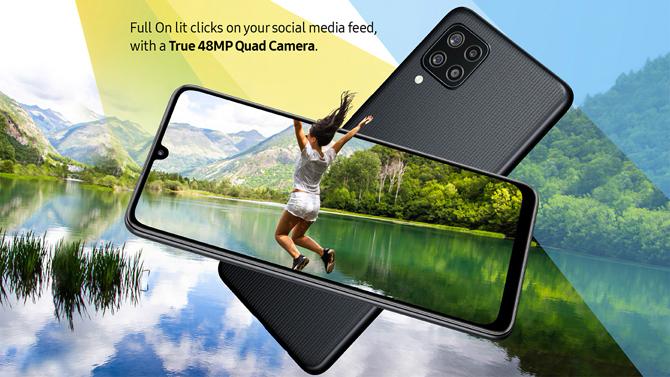 Samsung divulga parte das especificações do Galaxy F22