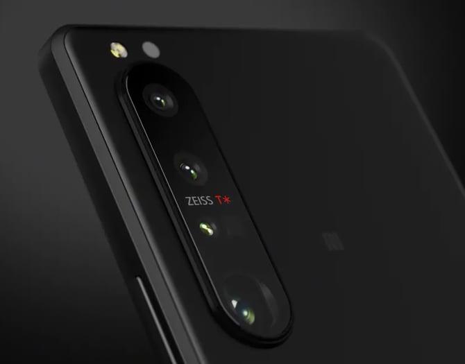 Smartphone Sony Xperia 1 III à venda em agosto nos EUA por US$1.299