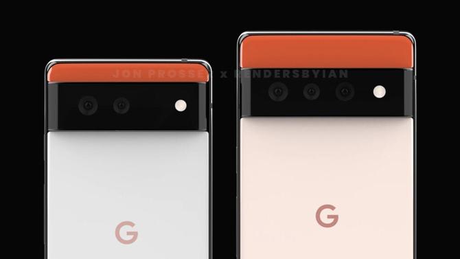 Google Pixel 6 e Pixel 6 Pro tem especificações relevadas e 5 anos de updates