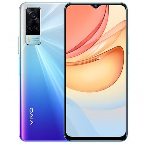 Smartphone Vivo Y53s 4G é anunciado com chip MediaTek Helio G80 e câmera de 64MP