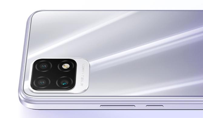 Smartphone Maimang 10 SE 5G chega com Snapdragon 480 e sem a marca Huawei