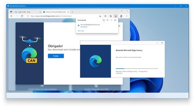 Como habilitar e usar a Área Restrita do Windows ou Windows Sandbox