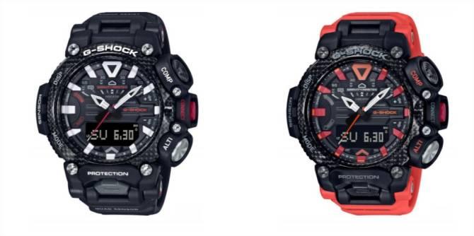 Relógio Casio G-Shock Gravity Master GR-B200