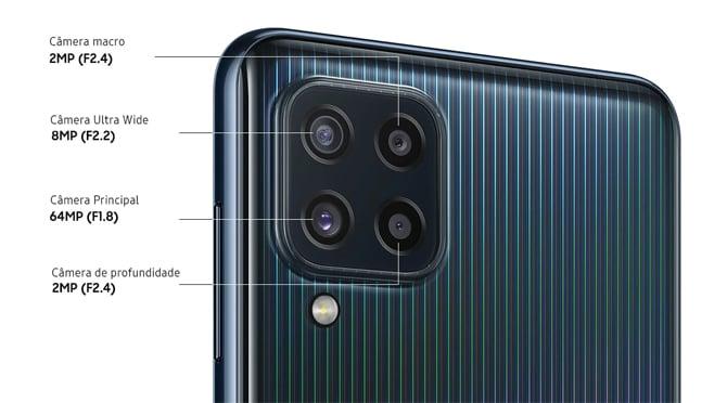 Samsung Galaxy A22 é lançado no Brasil com tela de 90Hz e bateria de 5.000mAh