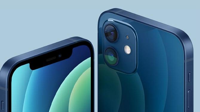 iPhone 12 deve ser substituído em breve pelo modelo iPhone 13