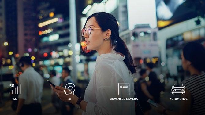 Samsung destaca aplicações da tecnologia LPDDR5