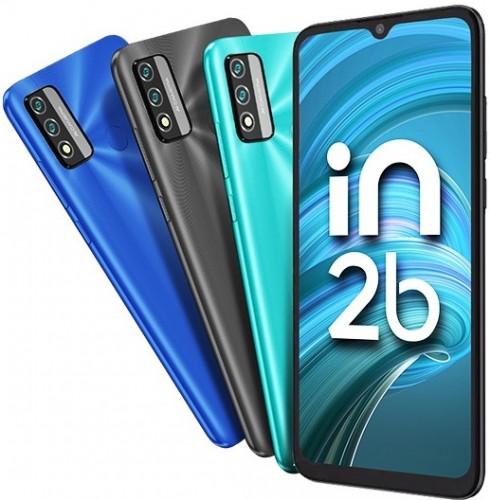 Micromax IN 2b é anunciado com Android puro, chip Unisoc e bateria de 5.000mAh