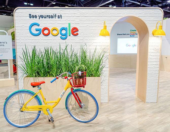 Imagem do Google Brasil
