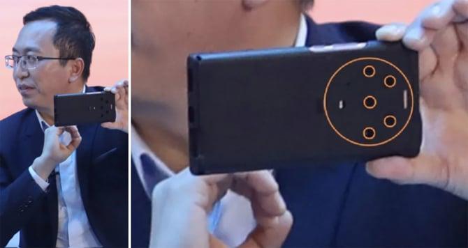 Honor Magic 3 poderá ter 5 câmeras - veja primeiras imagens do aparelho