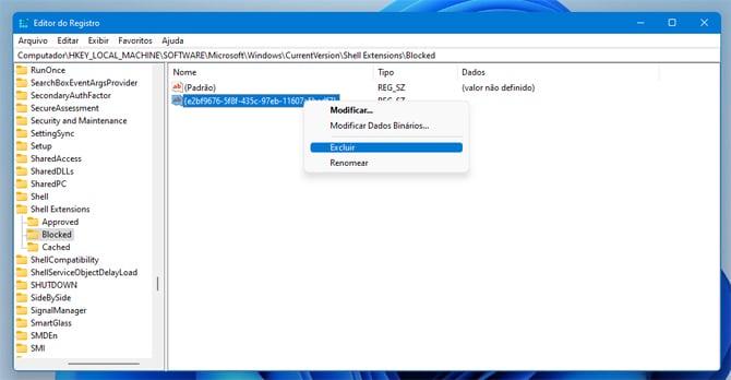 Como restaurar o Explorador de Arquivos do Windows 10 no Windows 11