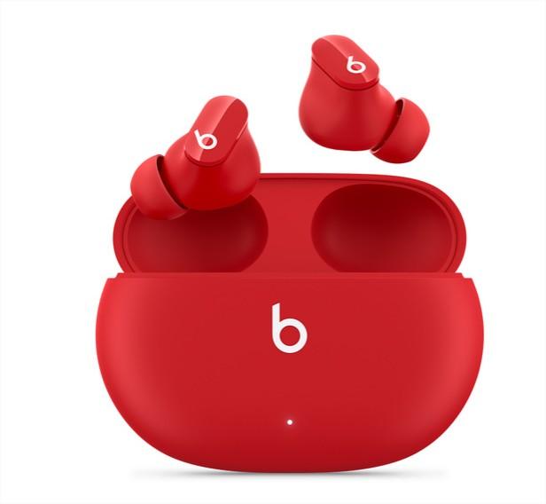 Beats Studio Buds   Imagem: Beats By Dre/Divulgação