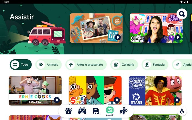 Interface Kids Space