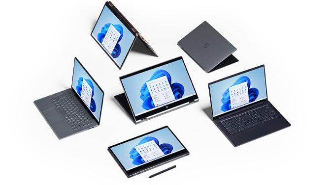 Máquinas rodando Windows 11