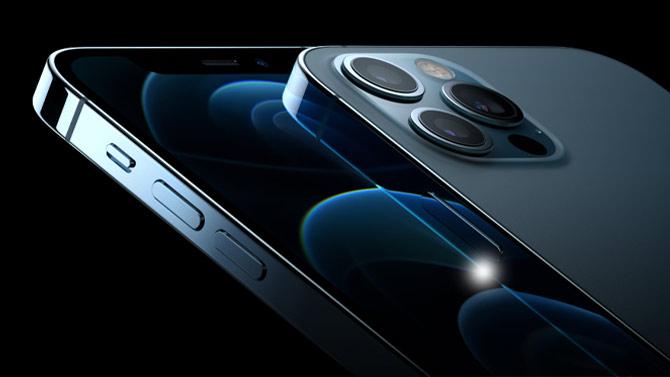 Modelo atual do iPhone 12
