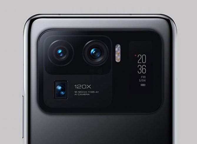 Xiaomi 12 deve vir com três câmeras de 50MP e abandonar a de 108MP