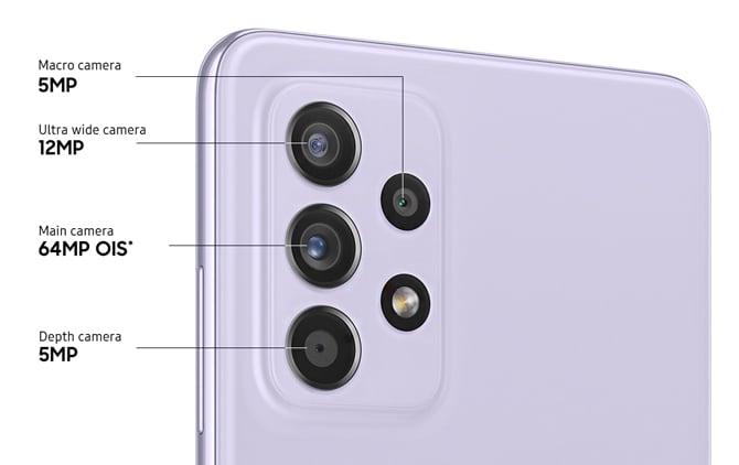 Samsung Galaxy A52s 5G é lançado com tela de 120Hz e Snapdragon 778G