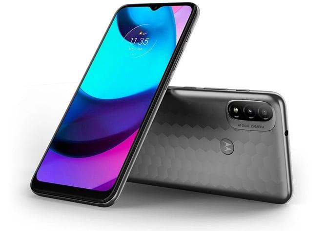 Motorola E20