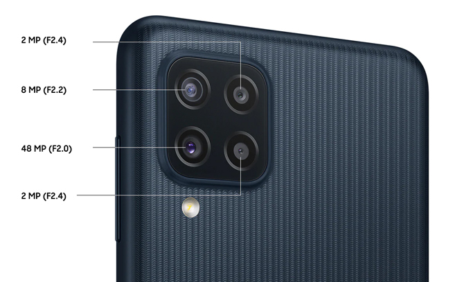 Samsung anuncia smartphone intermediário Galaxy M22 com bateria de 5.000mAh