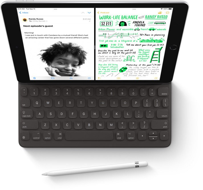 iPad de 20.2 polegadas