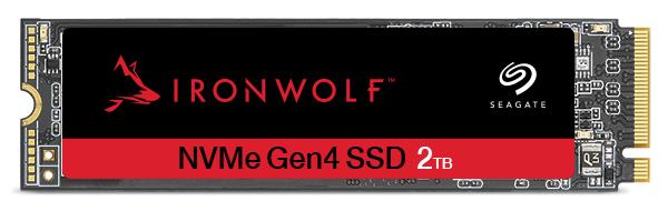 Seagate anuncia SSD M.2 NVMe de alta velocidade para NAS
