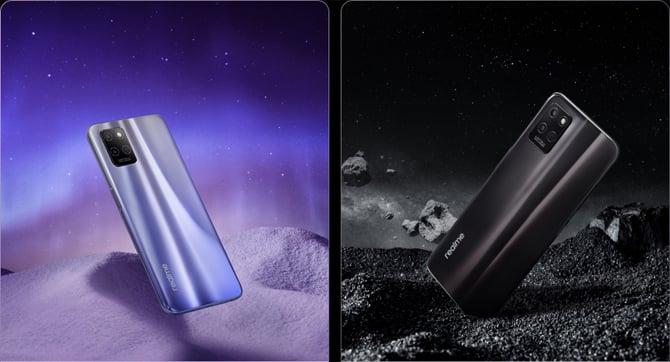 Realme V11s é lançado com chip Dimensity 810, 6GB de RAM e preço acessível
