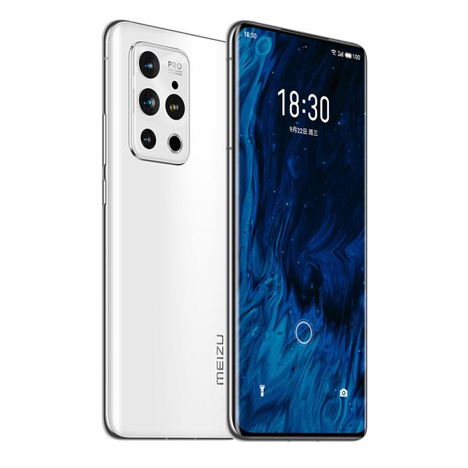 Smartphones Meizu 18s, Meizu 18s Pro e Meizu 18X chegam com Snapdragon 888+ e 870